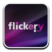 Новая версия Flickr-клиента flickery  1.7
