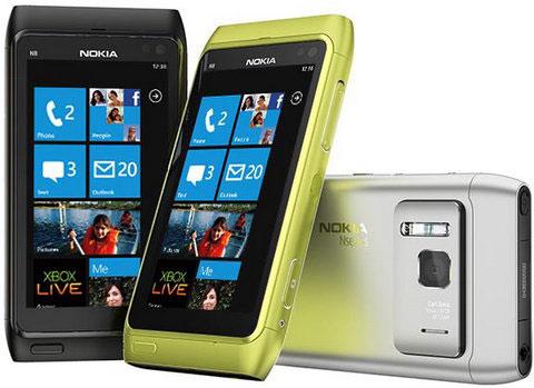 nokia n8 windows phone 7