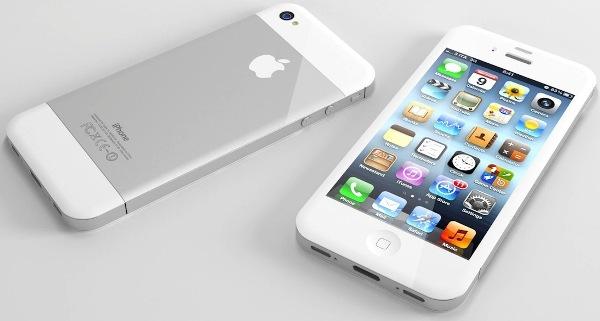 задняя панель iPhone 5