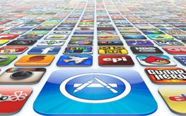 Количество загрузок iOS-приложений в январе возросло на 13%