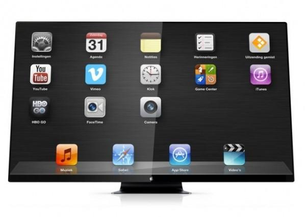 Apple и Foxconn обсудили возможность выпуска iTV