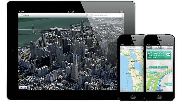 Apple ищет новых специалистов-картографов