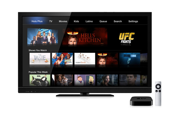 Apple TV получила обновление до 5.2.1