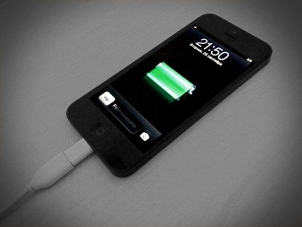 если зарядка на айфон 5 не заряжается термобелье, котором