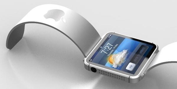Умные часы Watch от Apple.