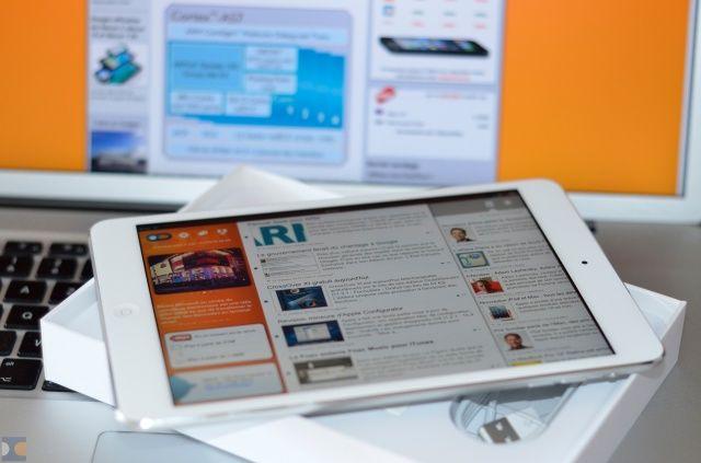 В iPad mini 2 будут использоваться дисплеи Innolux