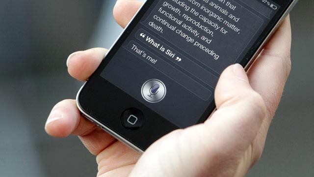 На Apple подали в суд из-за Siri