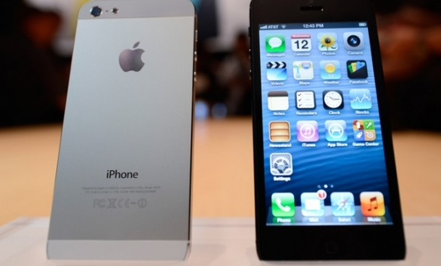 iPhone 5S представят 20 июня