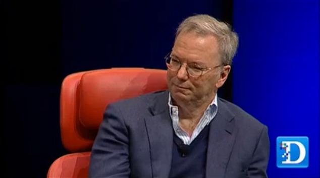Эрик Шмидт: мы делаем все, чтобы Google Maps были в iOS