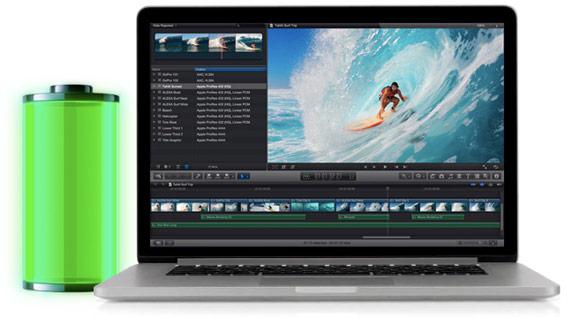 Обновленные MacBook на процессорах Intel Haswell будут работать на 50% дольше