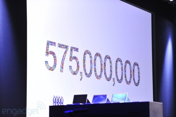 Apple: число проданных iOS-устройств превысило 600 миллионов