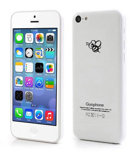 Китайцы выпустили копию iPhone 5C за $100