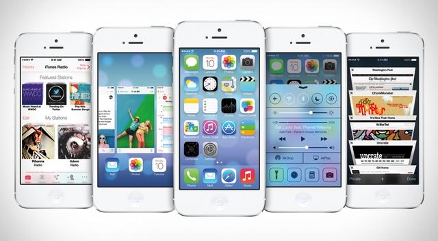 Пятая бета-версия iOS 7 выйдет 12 августа