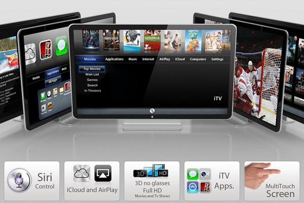 Apple готовит новый телевизионный продукт