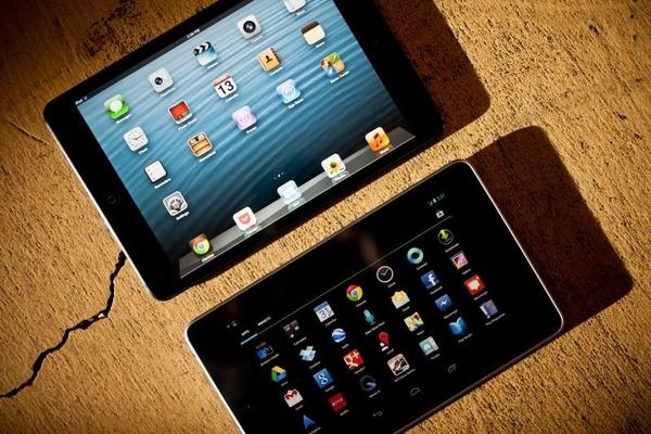 Android-планшеты обогнали iPad по продажам