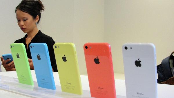 Старт продаж iPhone 5c в Австралии провалился