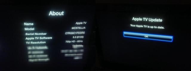 Apple отменила автоматическое обновление приставок до Apple TV 6.0