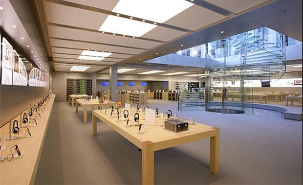 В эту субботу в США и Германии откроют новые Apple Store