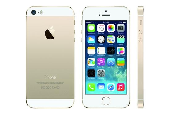 Китайцы раскупили iPhone 5s в золотистом исполнении за одну минуту