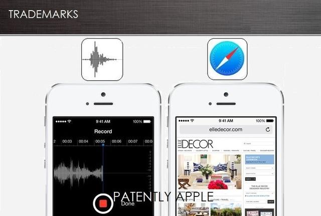 Apple зарегистрировала торовые марки Safari и Диктофон