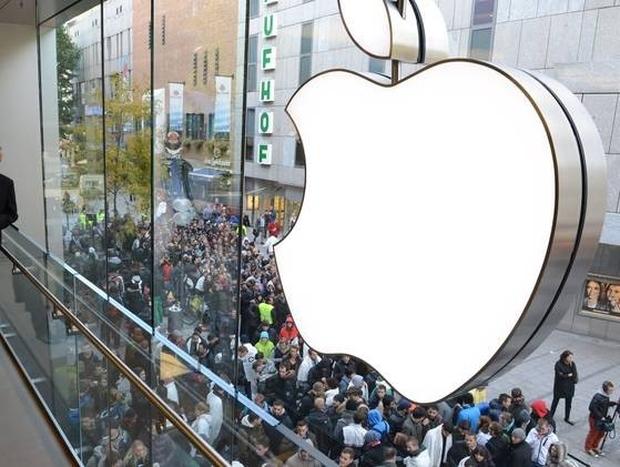 Сотрудники Apple получат отгулы ко дню благодарения