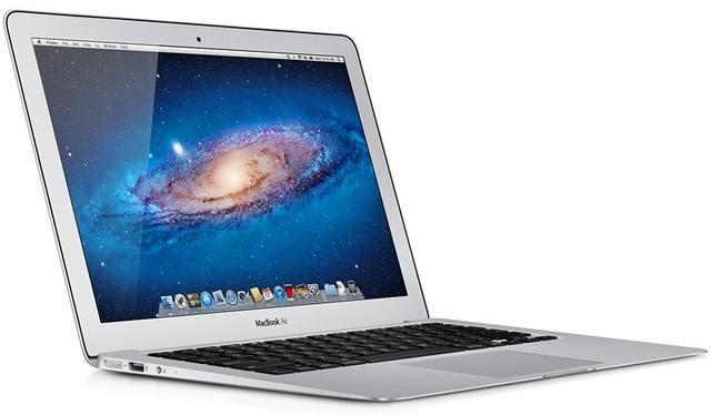 Apple готовит MacBook Air с Retina-дисплеем