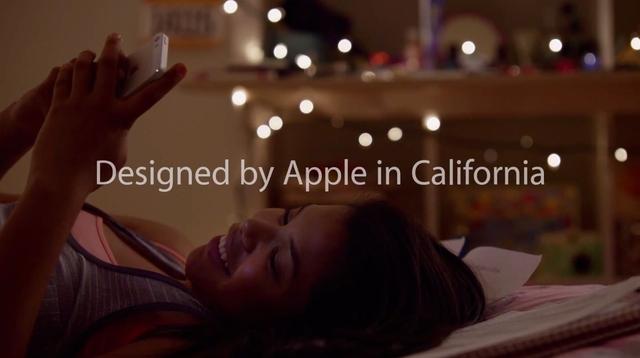 Apple зарегистрировала торговую марку «Designed by Apple in California»