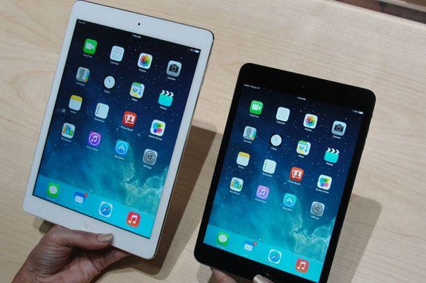 iPad Air и iPad mini 2 – золотой стандарт на рынке планшетов