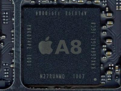 Процессоры A8 и A8X будут выпускать Samsung и TSMC