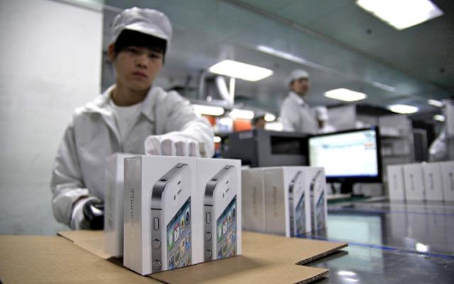 Foxconn призналась, что привлекала студентов к сборке новых iPhone