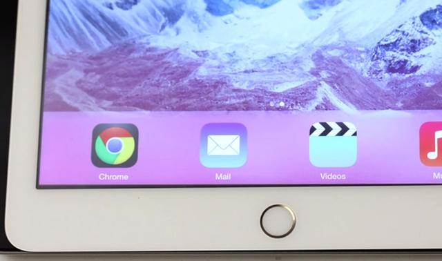 iPad 5 получит сканер Touch ID