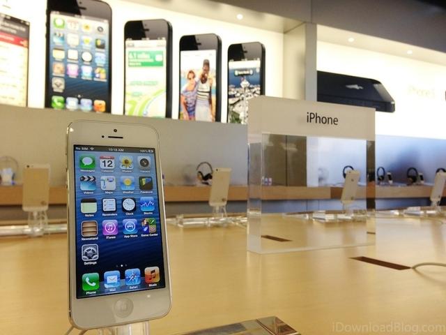 Apple запускает программу Trade-in в Великобритании