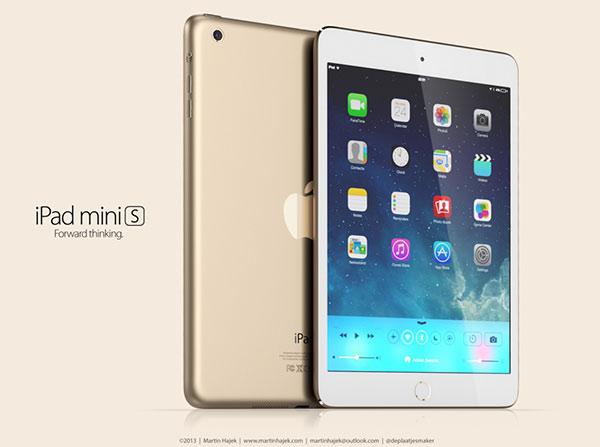 Новый концепт iPad mini 2