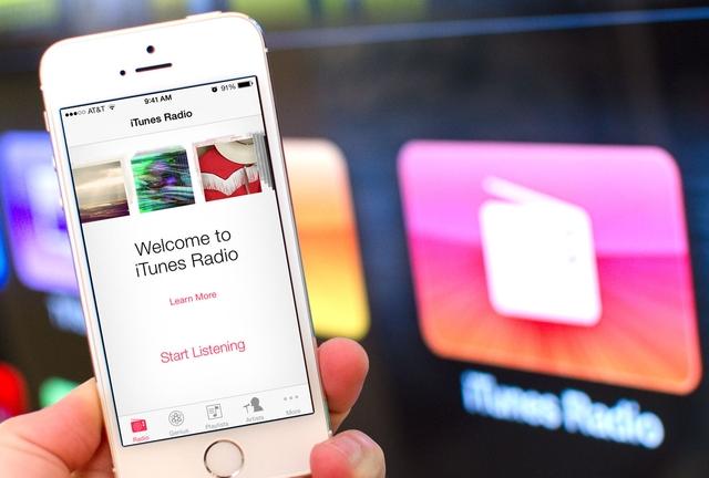 iTunes Radio будет работать в 100 странах мира и позволит прослушивать альбомы до начала их продаж