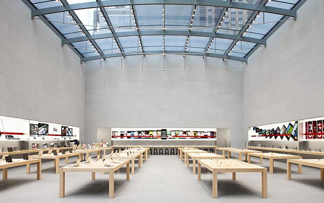 Apple откроет первый Apple Store в Турции
