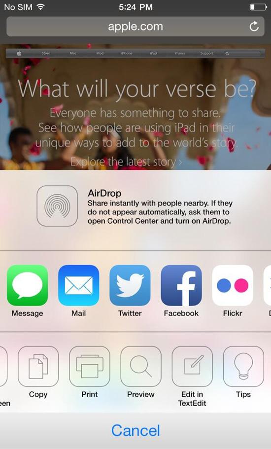 iOS-8-screenshot-1