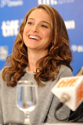 """Black Swan"" Press Conference - 2010 Toronto International Film Festival"