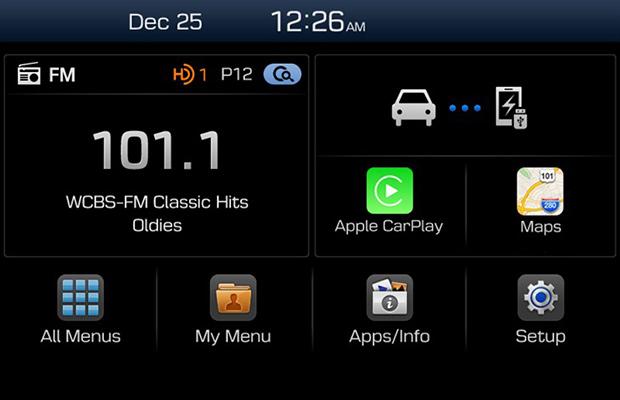 Hyundai-Display-Audio