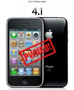 iOS4.1Jailbreak
