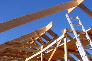 Правильное устройство крыши в деревянных домах и коттеджах