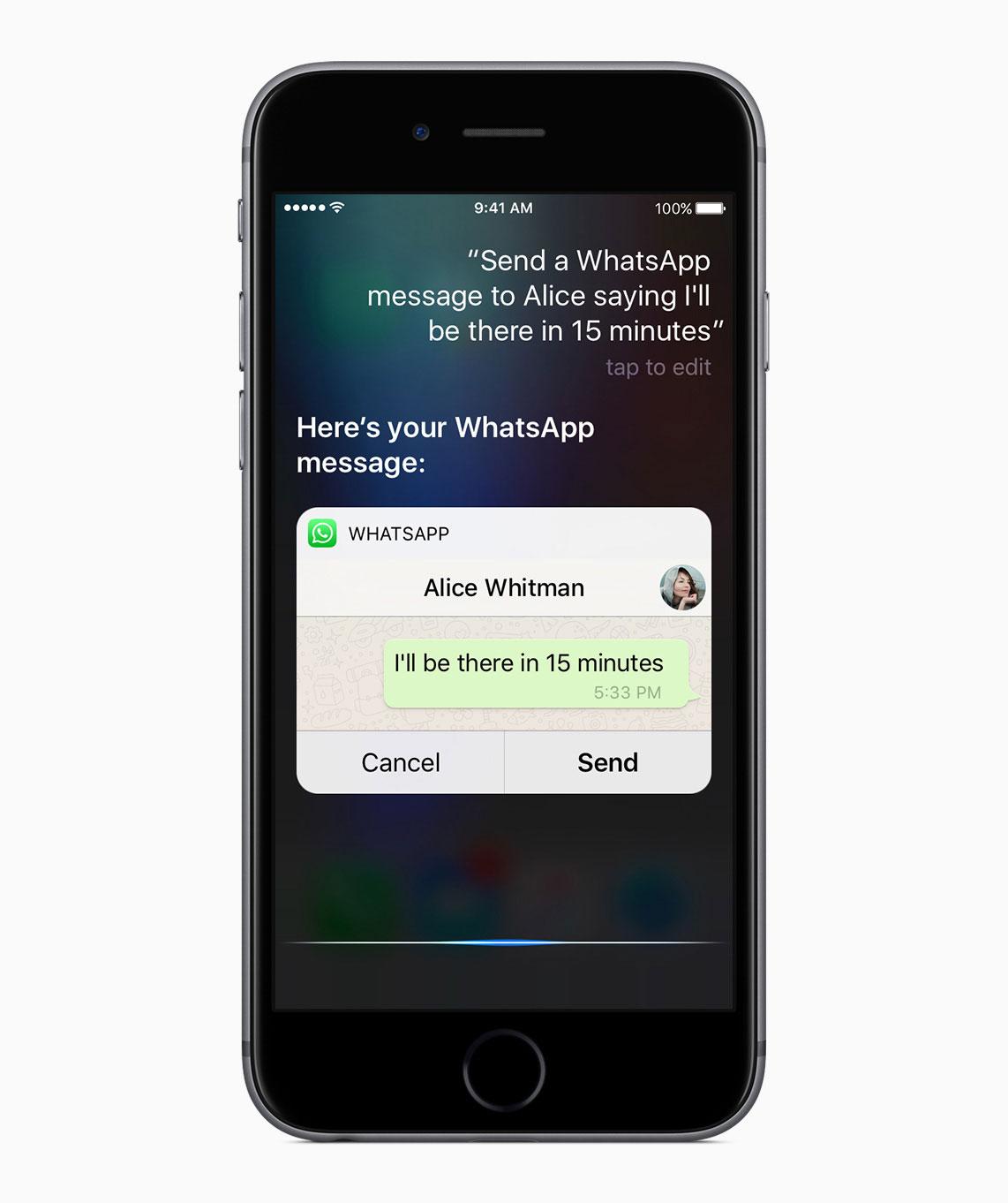 Новая ОС iOS 10 будет доступна для загрузки 13сентября