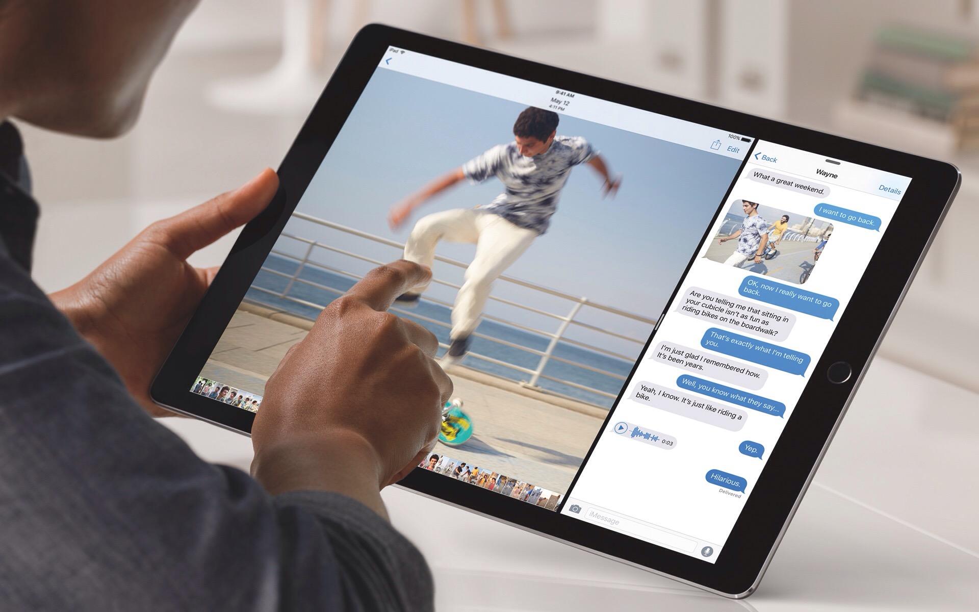 Apple готовит к выпуску три новые модели iPad