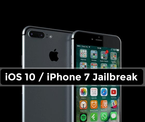 Хакер продемонстрировал джейлбрейк iPhone 7 iPhone-mods.ru