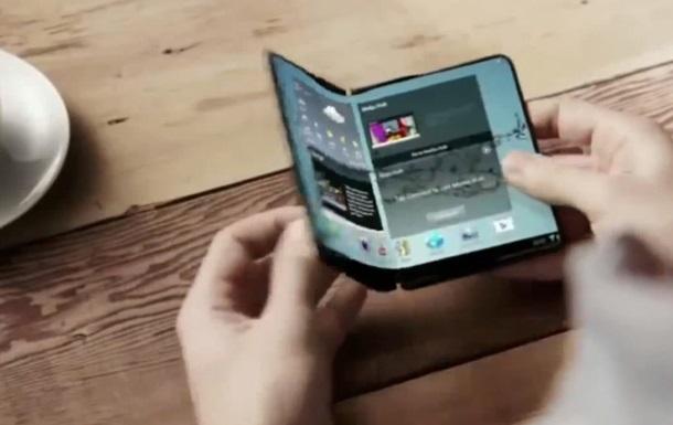 Средства массовой информации говорят о том, что компании Apple и LG совместными силами создадут складное устройство