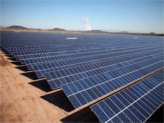 Apple построит вНеваде еще одну солнечную электростанцию мощностью 200 МВт