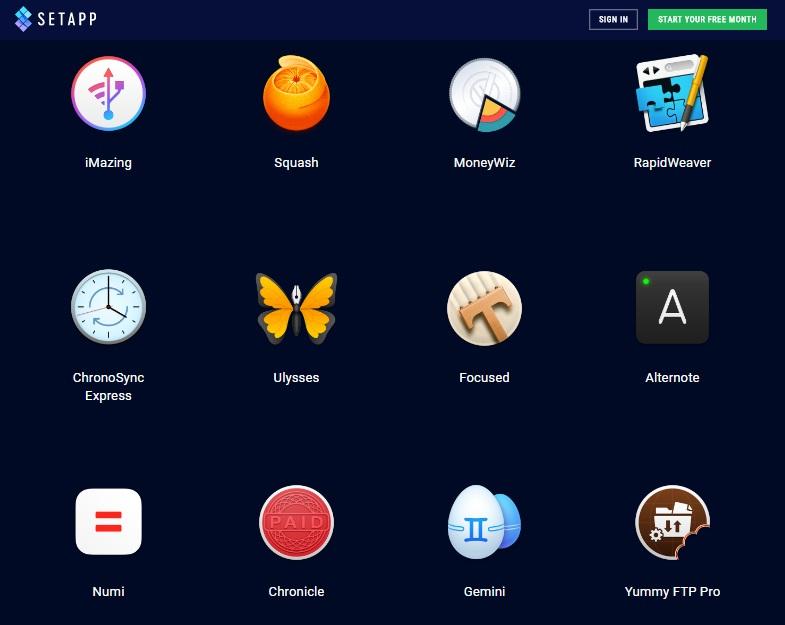 Украинцы запустили Setapp— «Netflix для macOS-приложений»