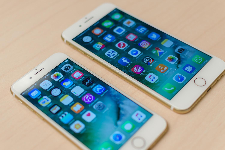 Юзеры андроид чаще переходят наiPhone 6s, чем наiPhone 7