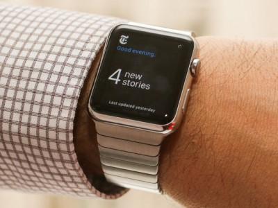 Вконце 2016-ого было реализовано 6 млн Apple Watch