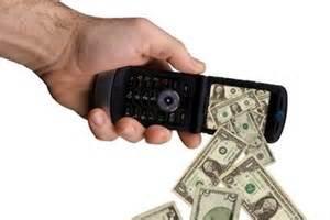 Куда исчезают деньги с мобильного телефона