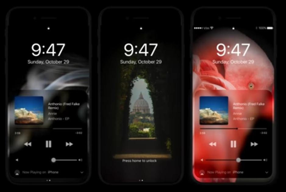 Вweb-сети  появилось видео, демонстрирующее дизайн iPhone 8